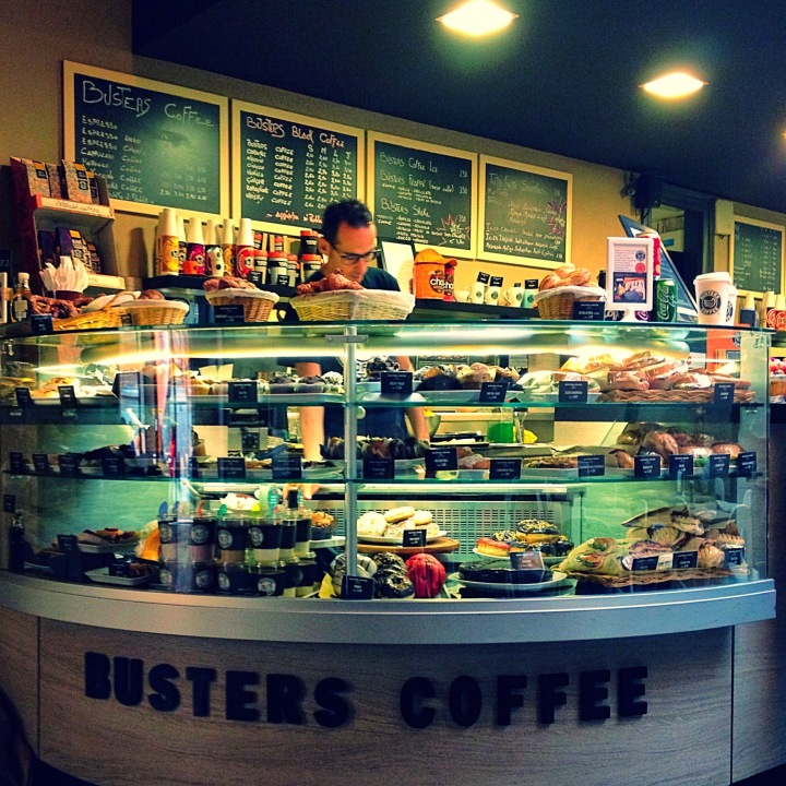 Buster's Coffee in Turin