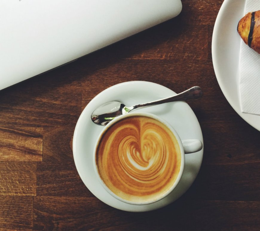 Cappuccino. Photo by Sergey Zolkin, Unsplash