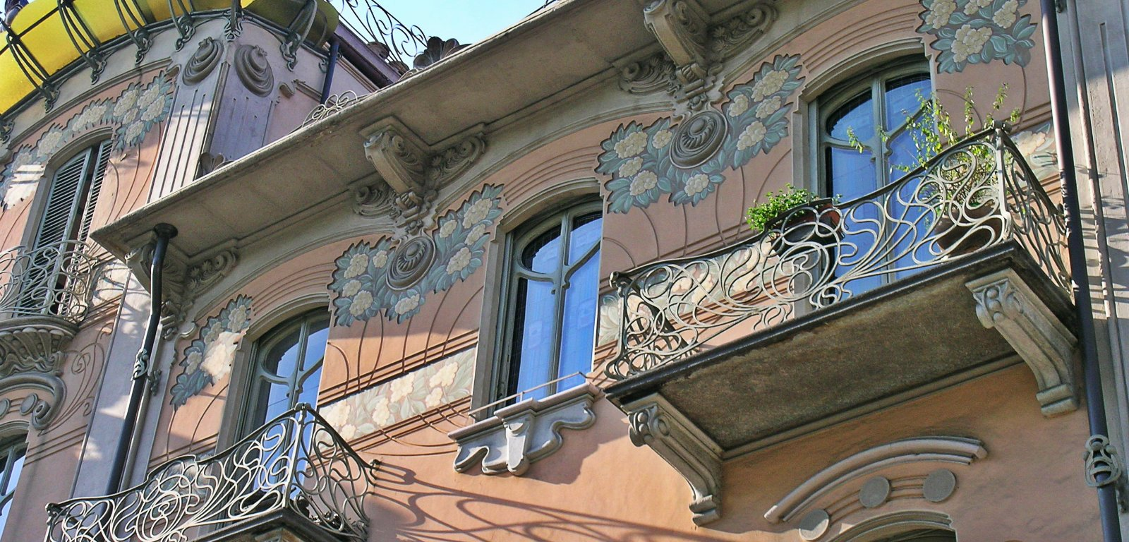 Art nouveau in Turin - CC Luca Galli, Flickr