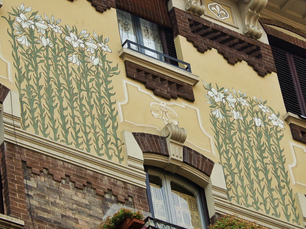where to find art nouveau in turin once upon a time in italy