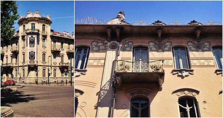 Casa Lafleur, Turin