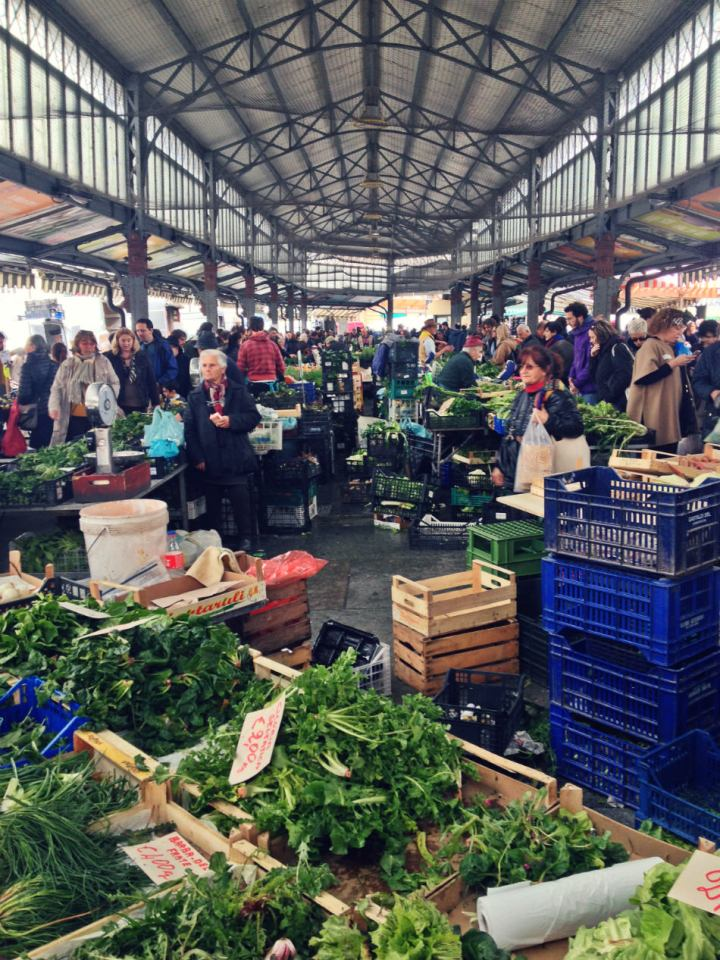 But I really do recommend produce shopping in the markets - Porta Palazzo market in Turin