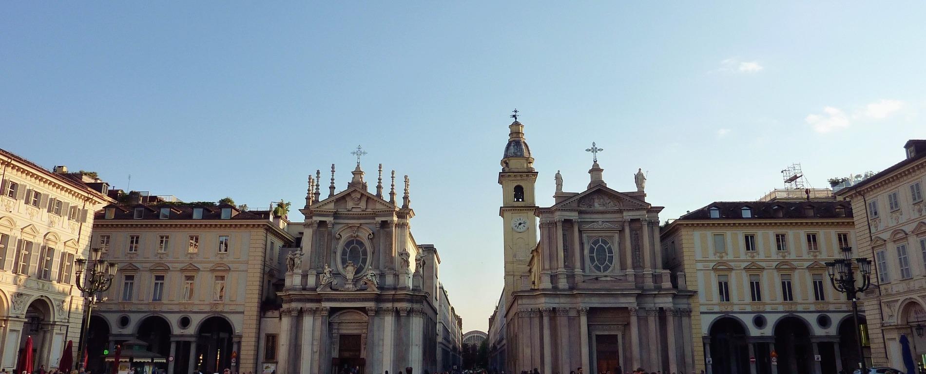 Piazza Carlo Alberto, Turin